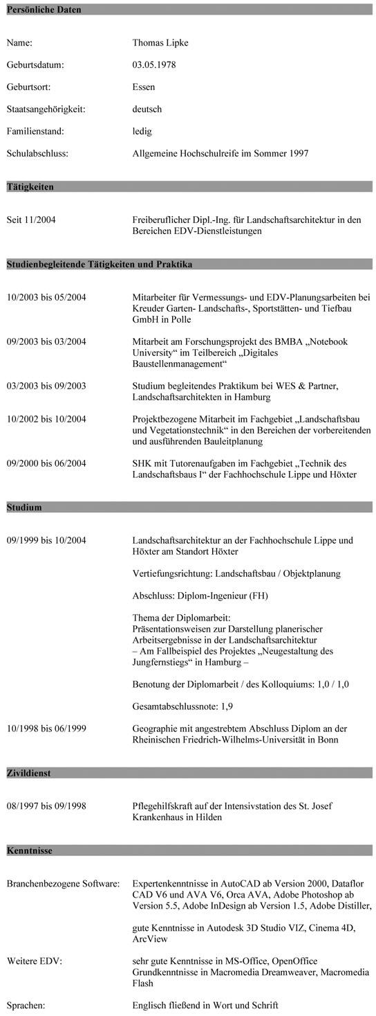 Tolle Lebenslauf Für Diplom Maschinenbauingenieur Fotos - Beispiel ...